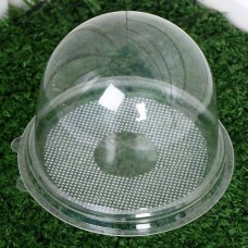 Купол прозрачный с прозрачным дном